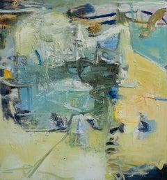 287 Tyrrhenian Vista, Painting, Oil on Canvas