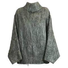 Anne Marie Beretta Brushed Mohair Blouse