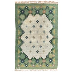 Anne-Marie Boberg carpet produced in Sweden