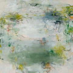 Windward, Abstract Painting, Oil on Canvas, Signed