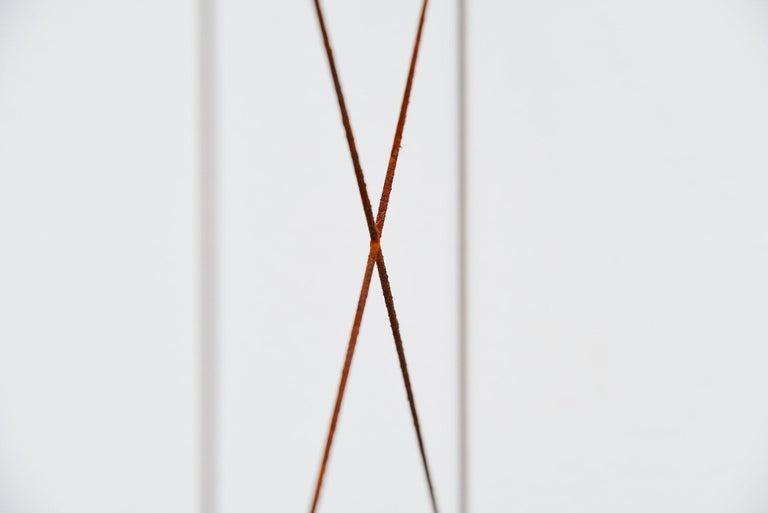 Contemporary Anne Rose Regenboog Cross Circle Cubes, Den Haag 2015 For Sale