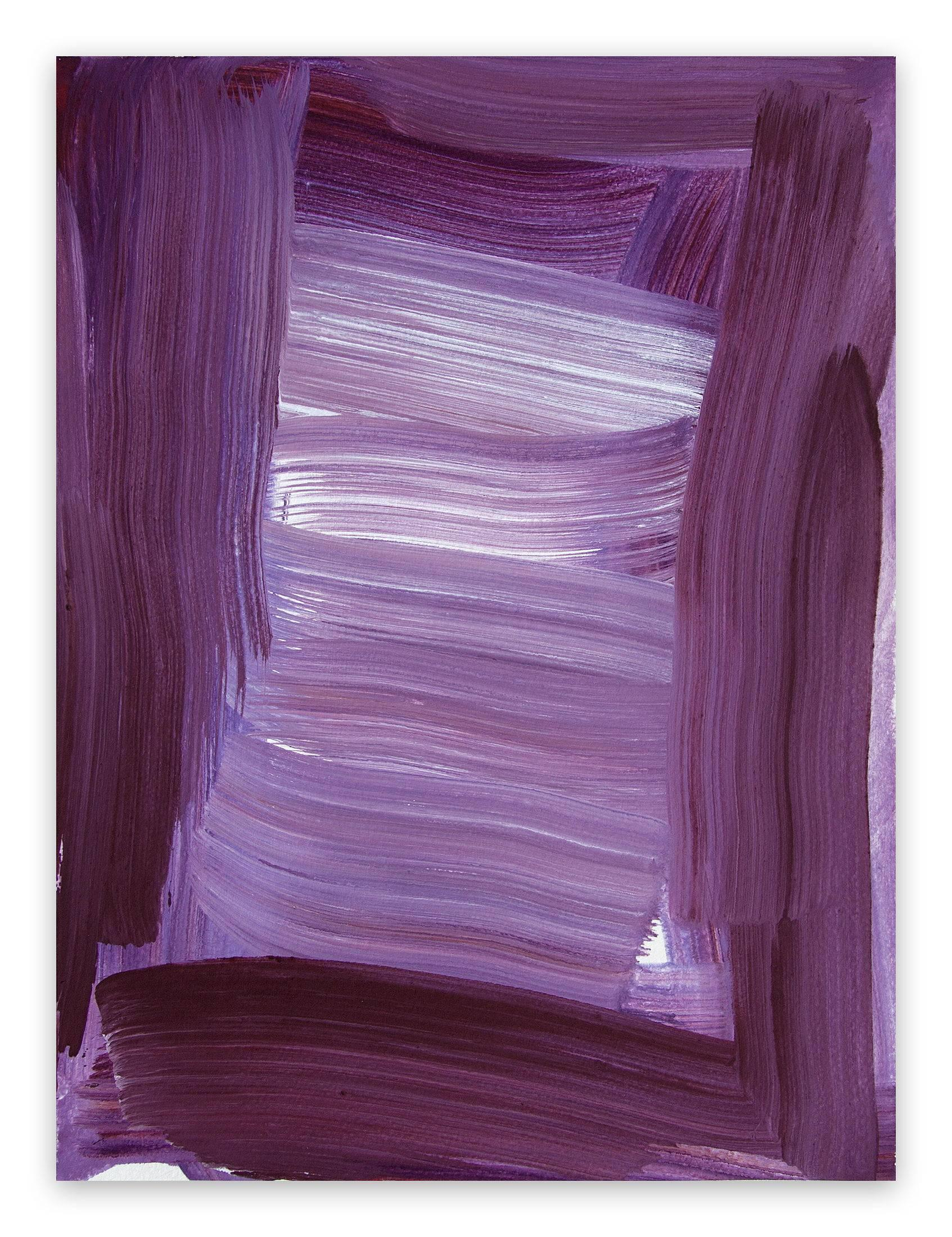 Framed (Abstract painting)