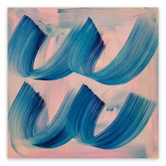 In the Air (Abstract painting)