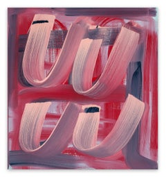 Playing For Time (Abstract painting)