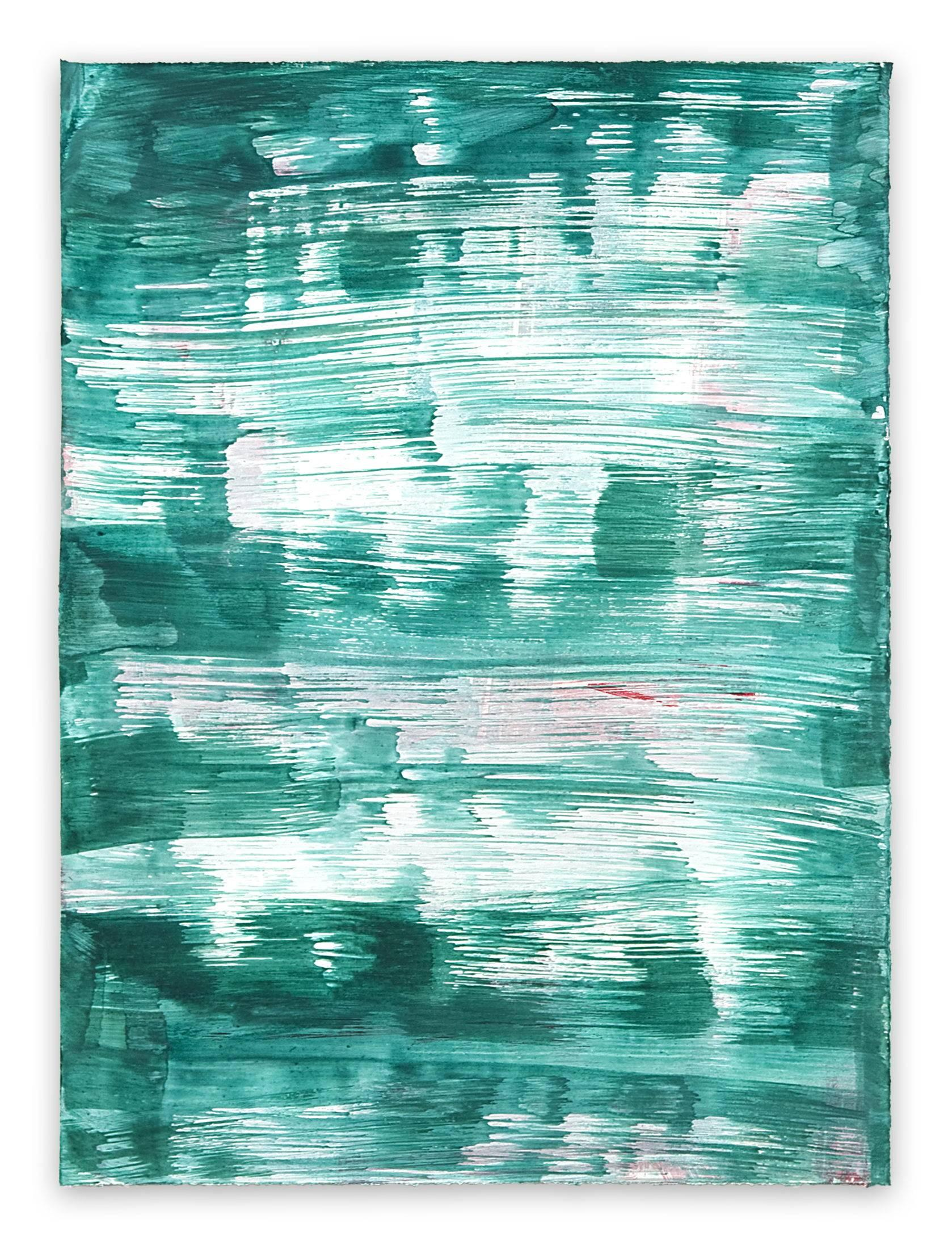 Schist 5 (Abstract painting)