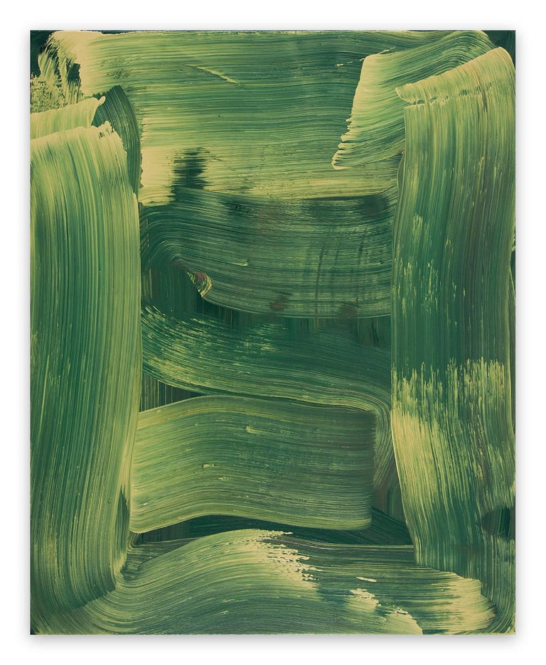 Anne Russinof Abstract Painting - Serpentine