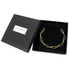 Annelise Michelson Paris Gold Plated Wire Choker
