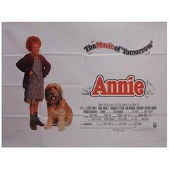 """""""Annie"""", 1982 Poster"""