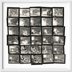 Annie Leibovitz, Art Ed, SUMO book, Marc Newson stand, Black & White photography