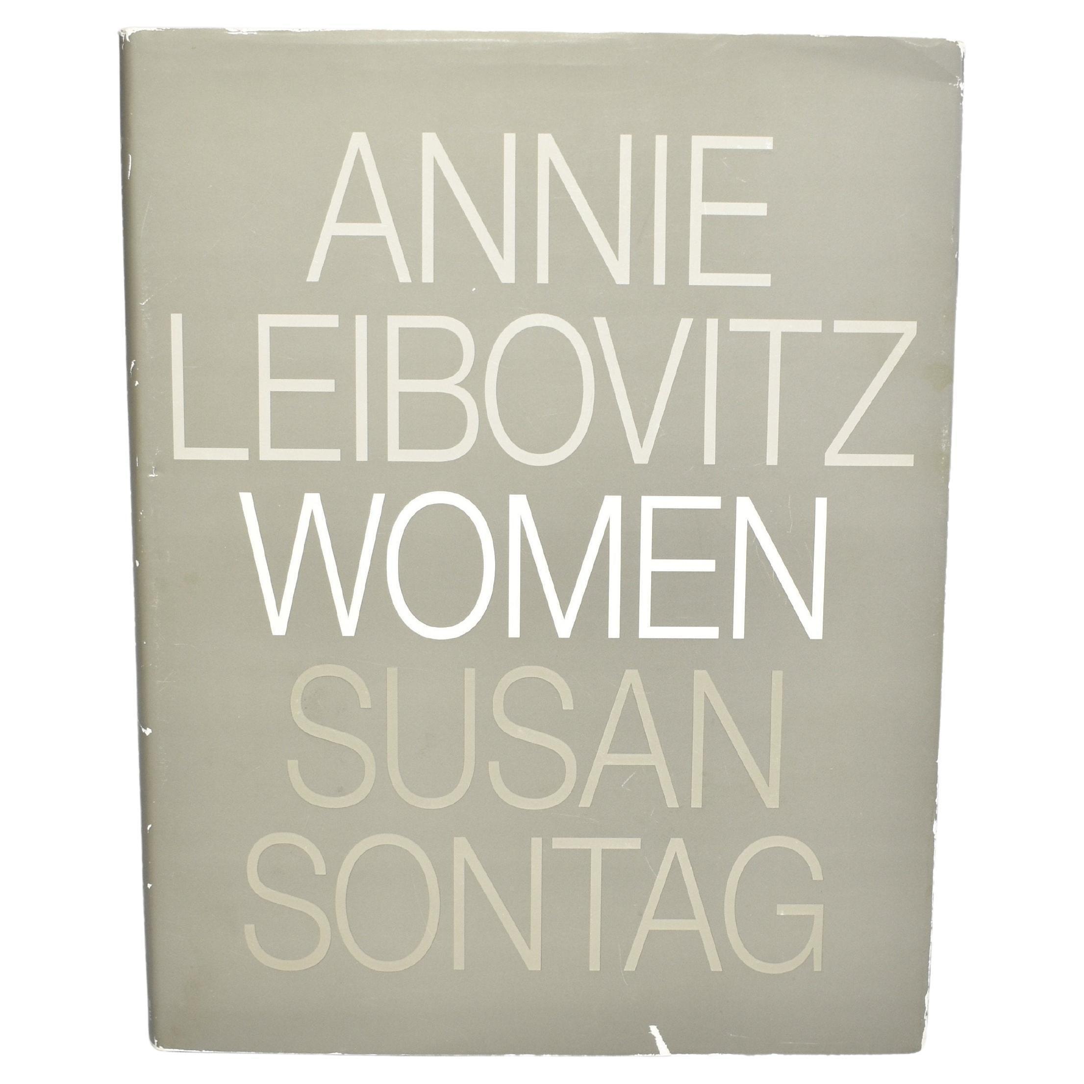 Annie Leibovitz, Women, Hardback Book by Susan Sontag