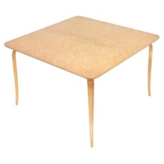 Annika Birdseye Maple Coffee Table by Bruno Mathsson