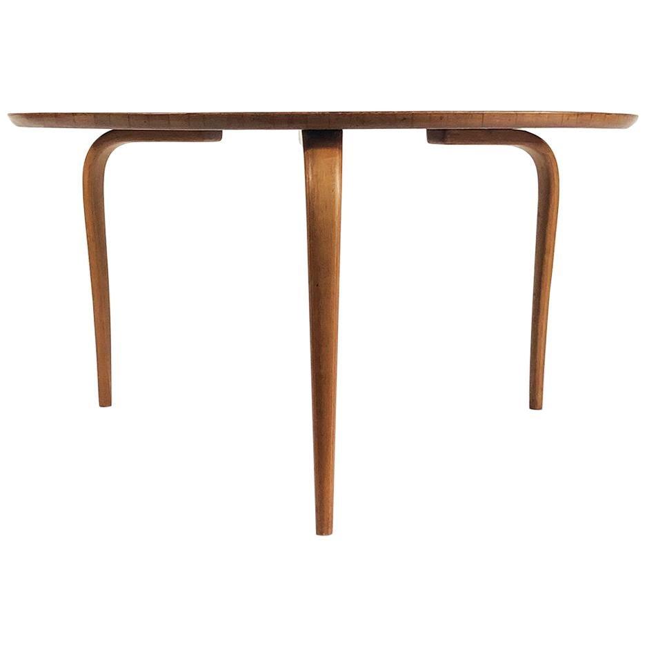 'Annika' Coffee Table by Bruno Mathsson, 1936