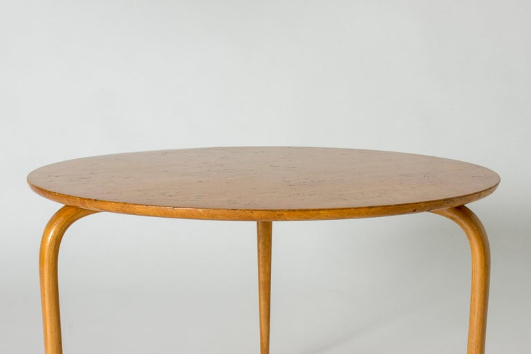 """Mid-20th Century """"Annika"""" Coffee Table by Bruno Mathsson For Sale"""