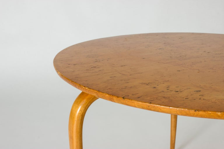 """""""Annika"""" Coffee Table by Bruno Mathsson For Sale 1"""
