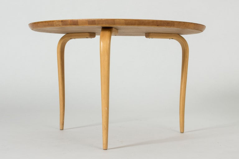 "Late 20th Century ""Annika"" Side or Coffee Table by Bruno Mathsson For Sale"