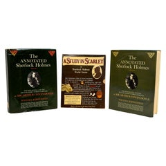 Annotated Sherlock Holmes, the 4 Novels & 56 Short Stories & a Study in Scarlet
