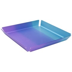 Anodized Aluminum Serving / Bar Tray by Neal Fray Art Basel Limited Edition
