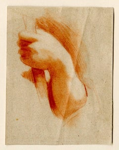 Study of a hand and forearm