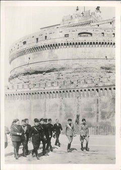 The Celebration of the Birth of Rome - Original Vintage Photo - 1934