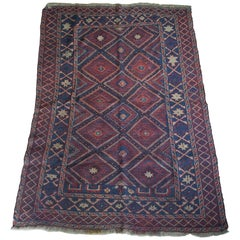 Another Beautiful Oriental Tribal Area Rug, Sar 7