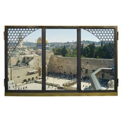 Anotherview N.18 A Sunday by the Western Wall, Video Art by Anotherview