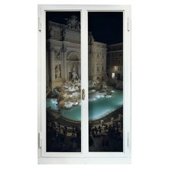 Anotherview, No.21, Anotherview N.21 Trevi Fountain a Few Days After Lockdown