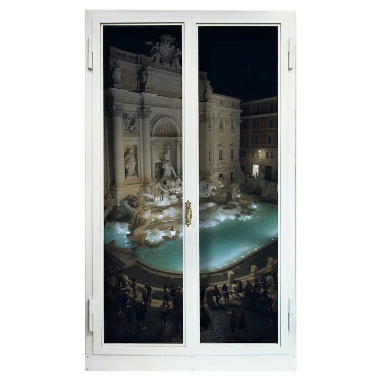 Anotherview, No.21, Anotherview N.21 Trevi Fountain a Few Days After Lockdown For Sale