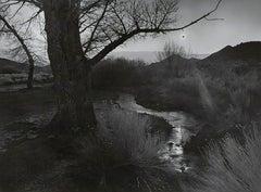Ansel Adams. The Black Sun, Tungsten Hills, Owens Valley, California, 1939