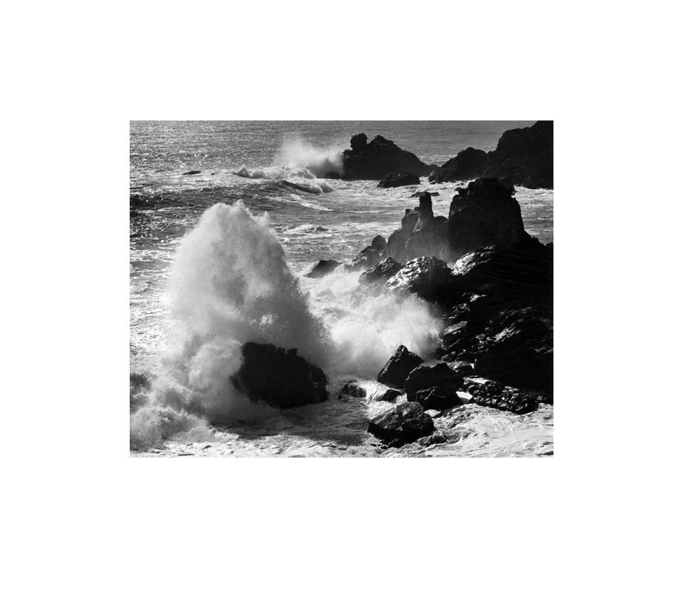Storm Surf, Timber Cove, CA