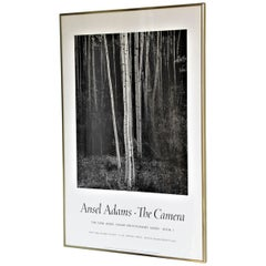 Ansel Adams, The Camera, New York Graphic Society, 1981