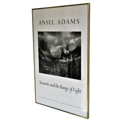 Ansel Adams, Yosemite and the Range of Light, New York Graphic Society, 1981