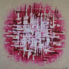 Grace, Painting, Acrylic on Canvas