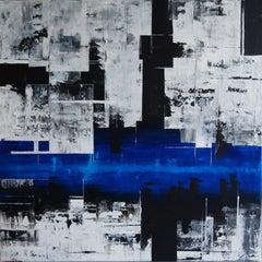 The Far Side, Painting, Acrylic on Canvas