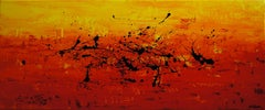 Xymos Technology's Secret, Painting, Acrylic on Canvas