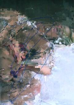 04_2015 at 01.14.47.  Contemporary Figurative Mixed Media