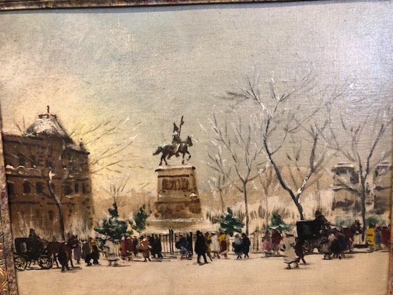 Antal Berkes '1874-1938' Painting For Sale 1