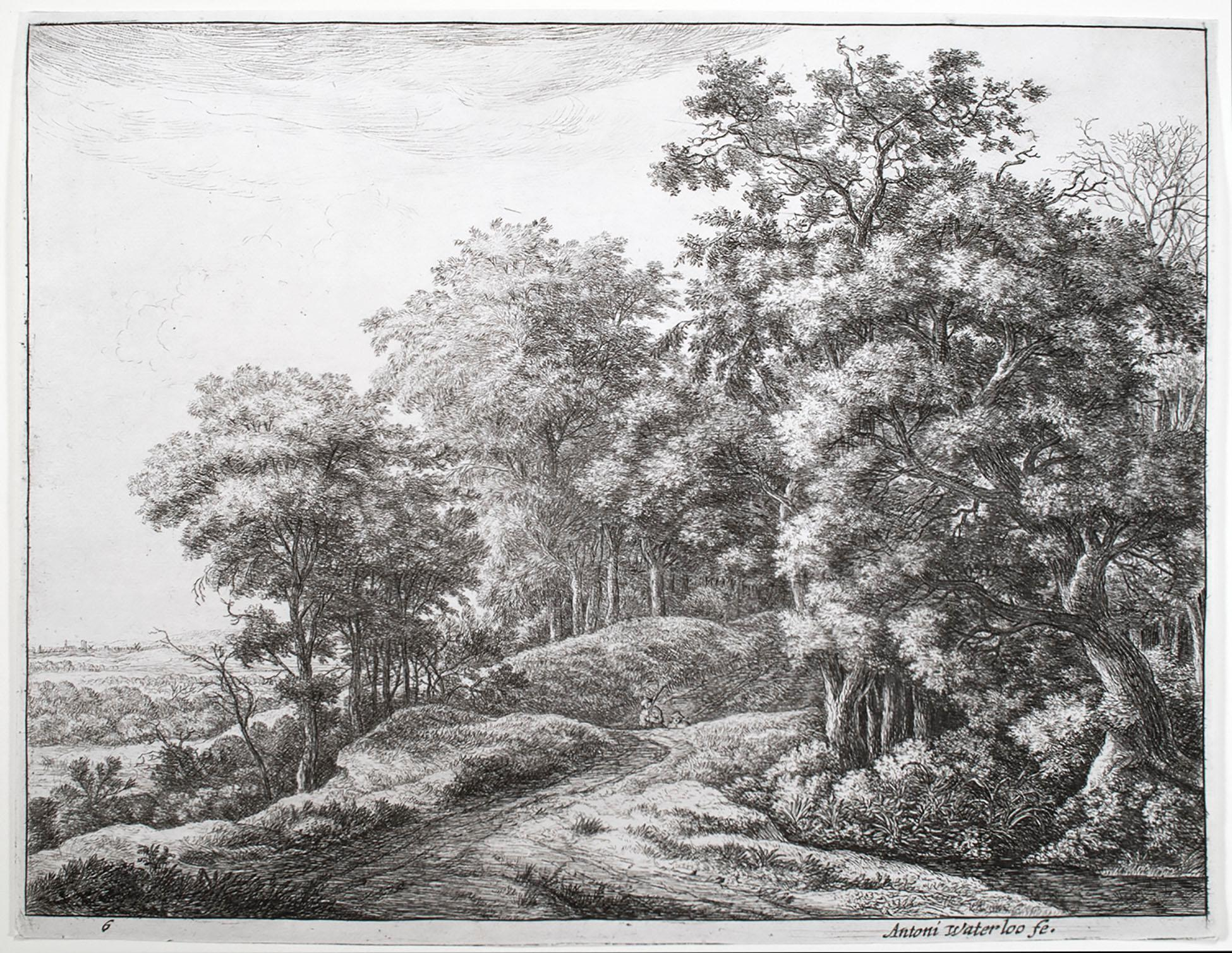 The Great Landscapes VI (2nd State)