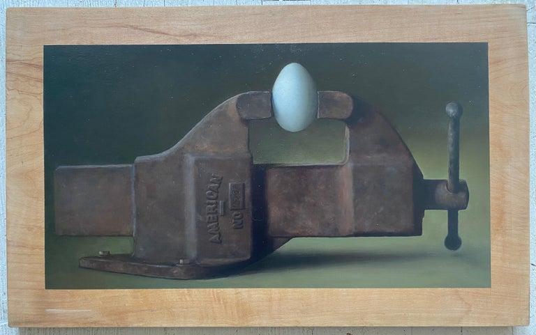 Anthony Ackrill Interior Painting - Brinkmanship