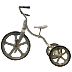 Anthony Bros. Convert-O Bike Cast Aluminum Convertible Tricycle / Bicycle