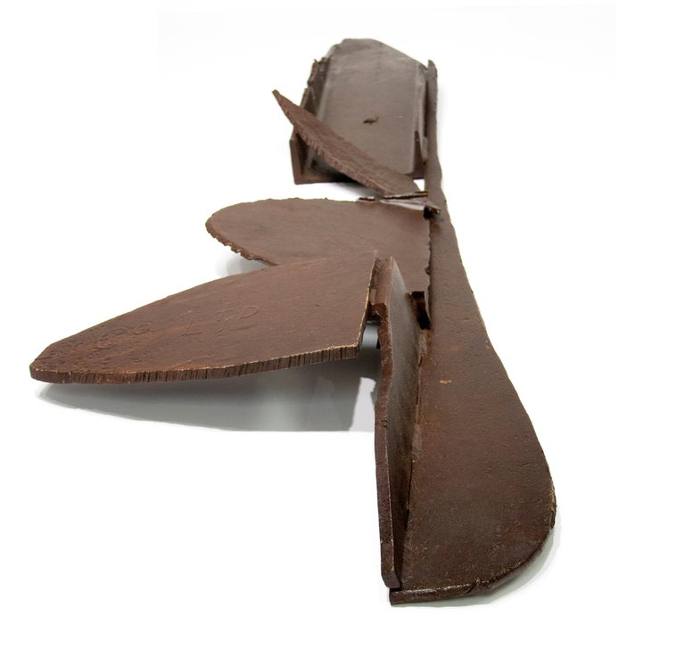 Table Piece CXXXIX #147 - Contemporary Sculpture by Anthony Caro