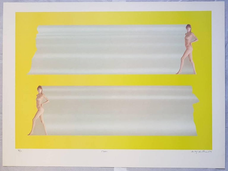 Treasure Tubes - Original Lithographs by Anthony Donaldson - 1969 For Sale 5