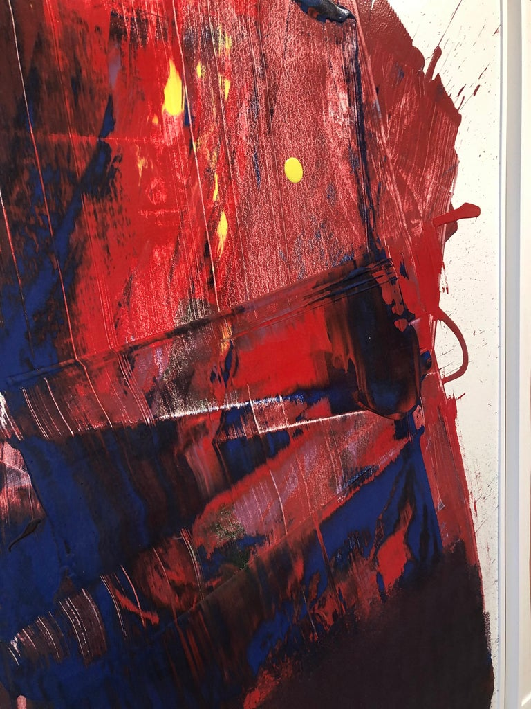 Two Out of Three Ain't Bad Painting (Triptych), Anthony Hunter, Gloss on Canvas For Sale 3