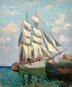 Drying Sails, American Regional School