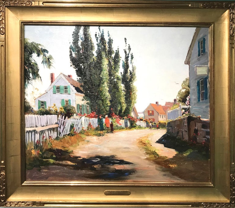 The Other Side of Town - Art by Anthony Thieme