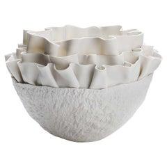 Anthozoa White Bowl