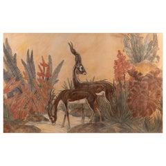 Antilopes Cervicapres