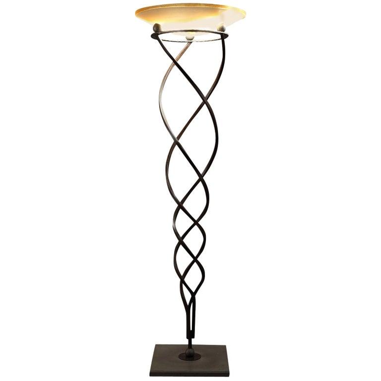 Antinea Terra Floor Lamp by Jean-François Crochet for Terzani For Sale