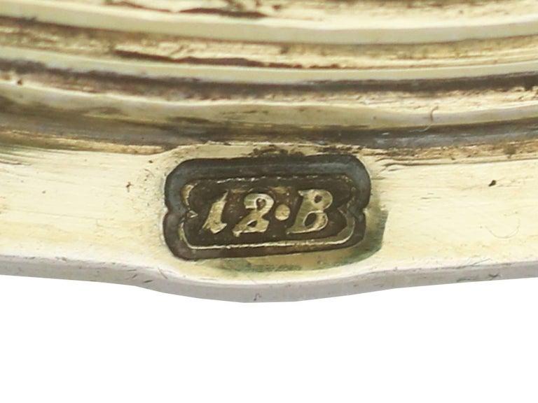 Antique German Silver Tankard For Sale 3