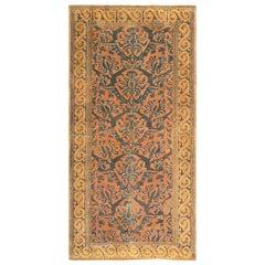 Antique 16th Century Alcaraz Oriental Rug. Size: 5 ft x 10 ft 2 in