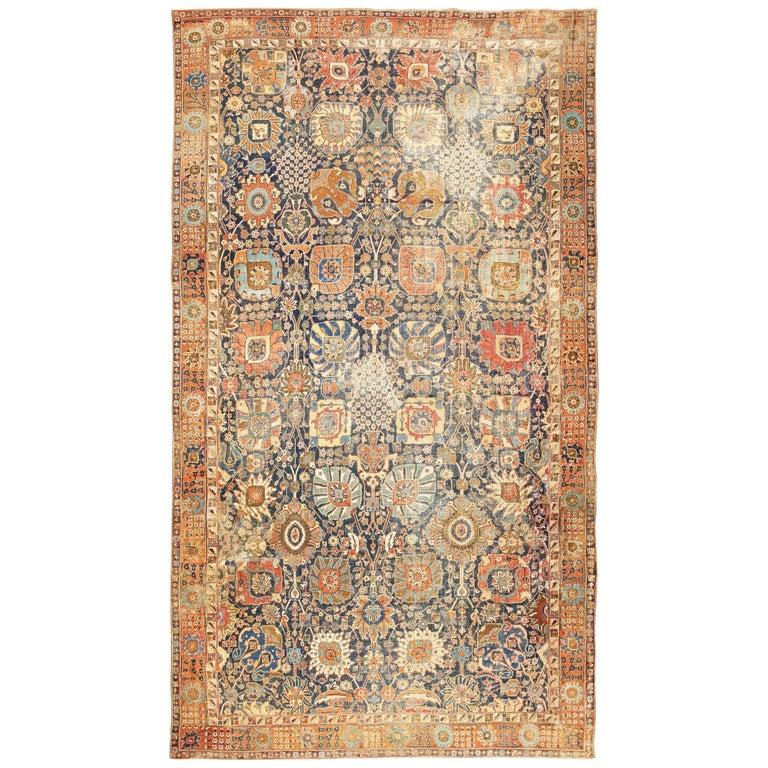 Kerman vase carpet, 17th century